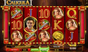 Jocul de cazino online Caligula gratuit
