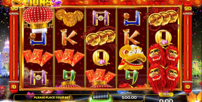 Joaca gratis pacanele Fortune Lions online
