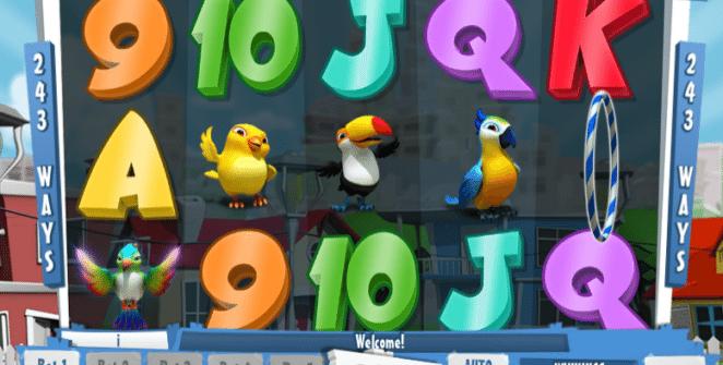 Jocuri Pacanele Happy Birds Online Gratis