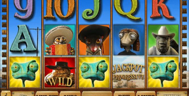 Jocuri Pacanele Jackpot Rango Online Gratis