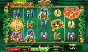 Joaca gratis pacanele Jade Treasure online