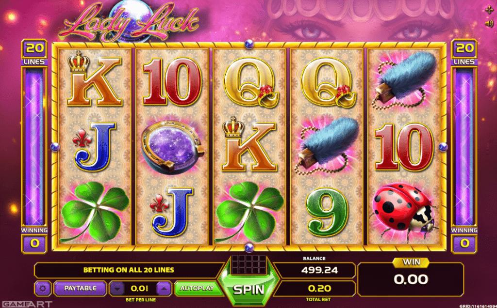 Jocuri Casino Gratis Lucky Lady