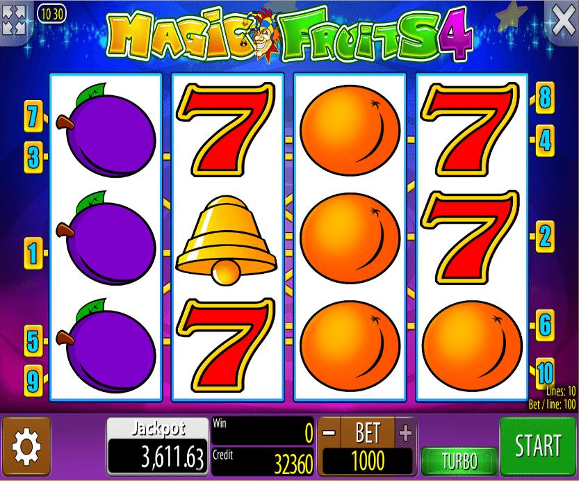Magic Fruits Slot Machine