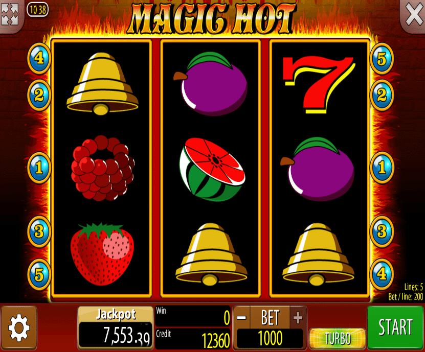 Jocuri Slot Magic 81