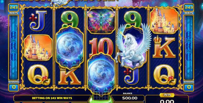 Jocuri Pacanele Magic Unicorn Online Gratis