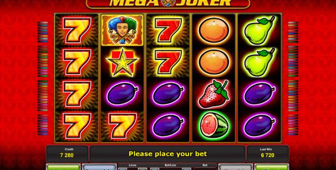 Jocuri Pacanele Mega Joker Novomatic Online Gratis