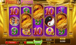 Phoenix Princess gratis joc ca la aparate online