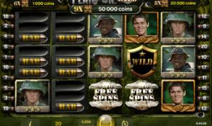 Joaca gratis pacanele Platoon Wild online