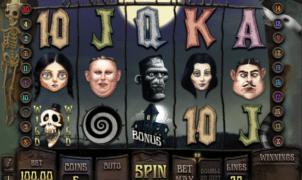 Jocuri Pacanele Spooky Family Online Gratis