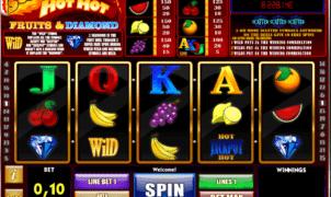 Jocul de cazino online Super Fast Hot Hot gratuit