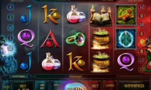 Jocul de cazino online The Best Witch gratuit