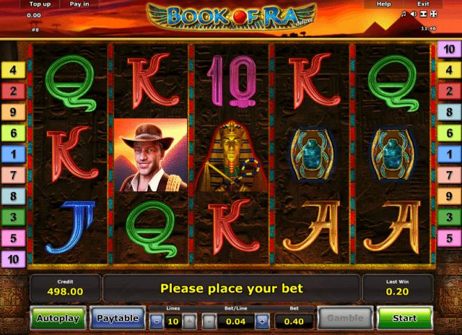 Jocuri Cu Book Of Ra 3