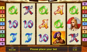 Jocul de cazino online Columbus Deluxe gratuit