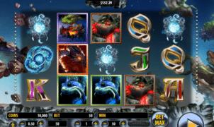 Arcane Elements gratis joc ca la aparate online