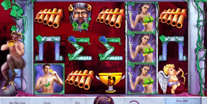 Jocul de cazino online Bacchus gratuit