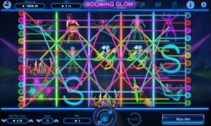 Joaca gratis pacanele Booming Glow online