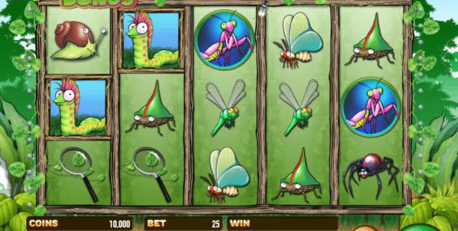 Joaca gratis pacanele Buggy Bonus online