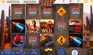 Joaca gratis pacanele Desert Drag online