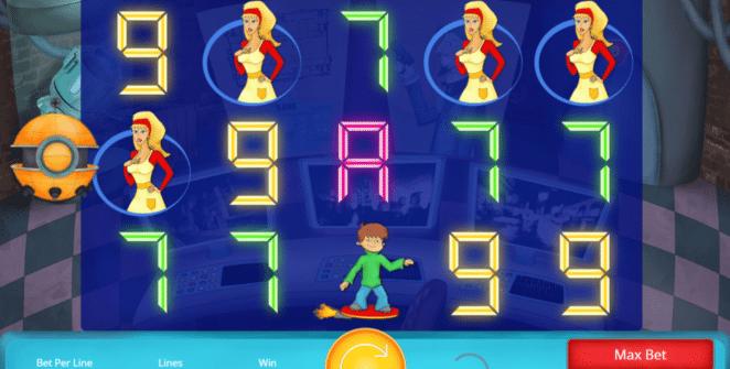 Jocul de cazino online Family Powers gratuit