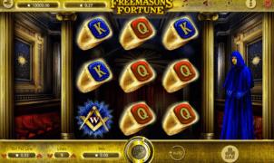 Freemasons Fortune gratis joc ca la aparate online