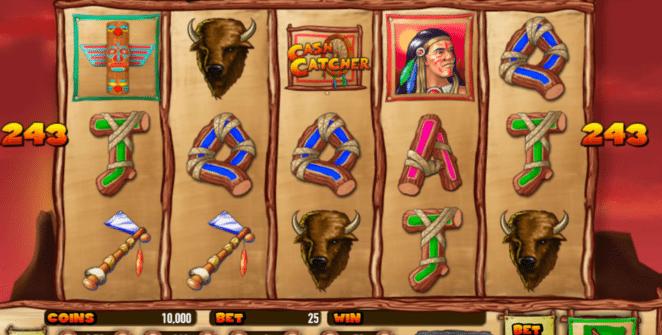 Joaca gratis pacanele Indian Cash Catcher online
