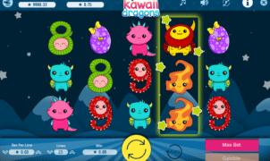 Jocuri Pacanele Kawaii Dragons Online Gratis