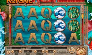 Joaca gratis pacanele Koi Gate online