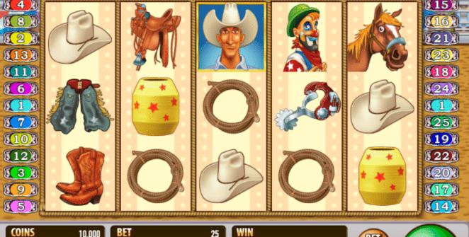 Ride ´em Cowboy gratis joc ca la aparate online