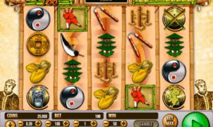 Jocul de cazino online Shaolin Fortunes 100 gratuit