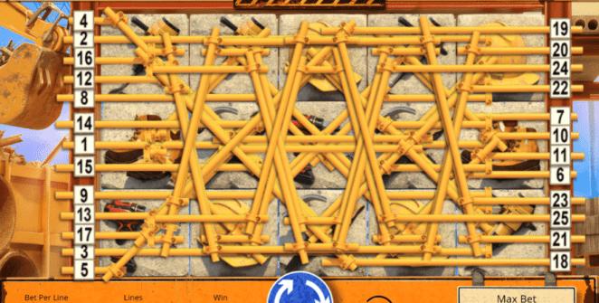 Jocul de cazino online Under Construction gratuit
