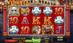 Jocul de cazino online Venetia gratuit