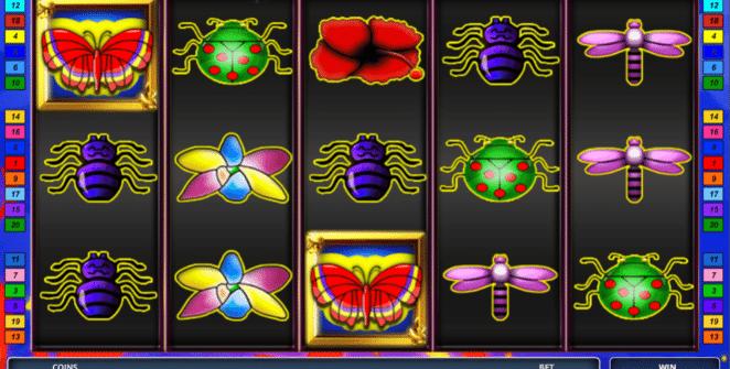 Butterfly Hot 20 gratis joc ca la aparate online