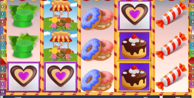 Jocuri Pacanele Candy Land Online Gratis