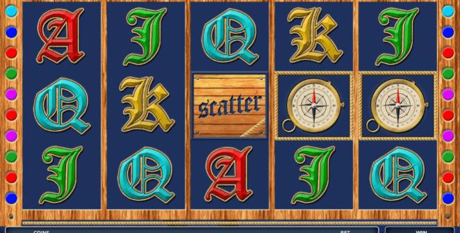 Jocul de cazino online Captain Nelson deluxe gratuit