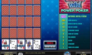 Jocuri Pacanele Deuces Wild 4H Online Gratis