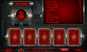 Joaca gratis pacanele Double Poker online
