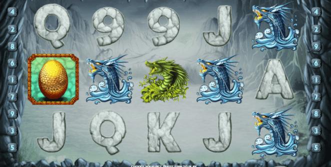 Joaca gratis pacanele Dragon Egg online