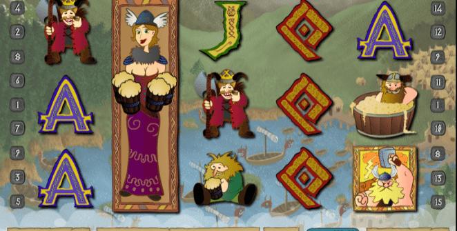 Jocuri Pacanele Drunken Vikings Online Gratis