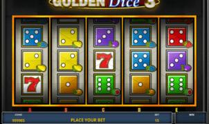 Golden Dice 3 gratis joc ca la aparate online