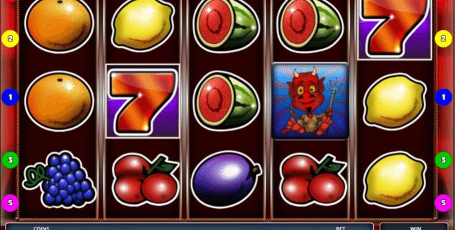 Jocul de cazino online Hot 5 Deluxe gratuit