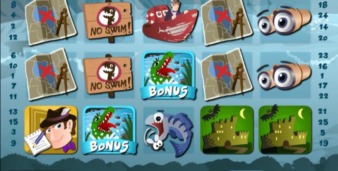 Joaca gratis pacanele Loch Ness online