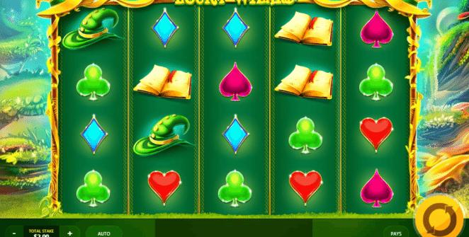 Jocul de cazino online Lucky Wizard gratuit