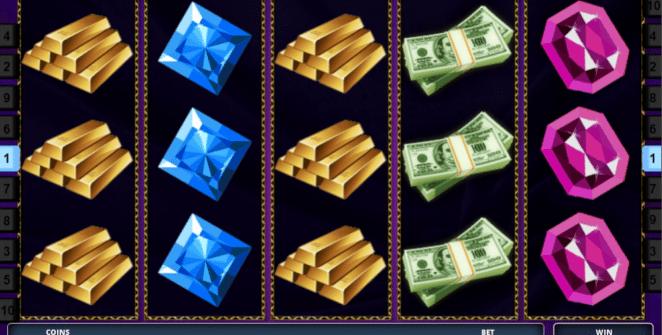 Joaca gratis pacanele Royal Jewels online