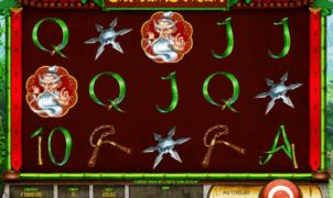 Jocuri Pacanele Shaolin´s Tiger Online Gratis