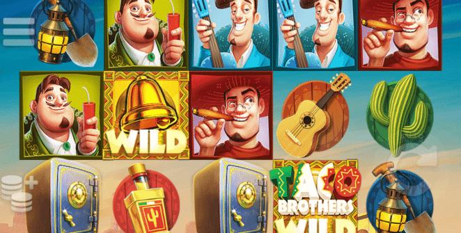 Joaca gratis pacanele Taco Brothers online