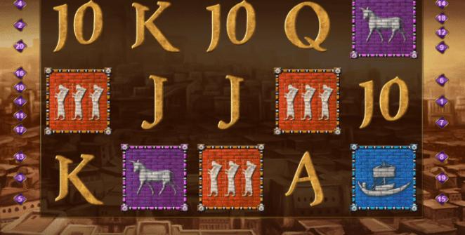 Thrones of Persia gratis joc ca la aparate online