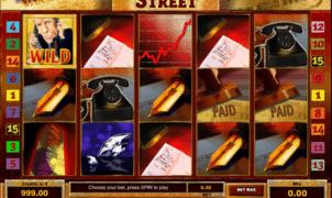 Joaca gratis pacanele Wall Street TH online
