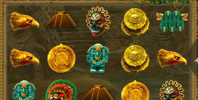 Jocul de cazino online Aztec Pyramids gratuit