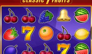 Classic 7 Fruits gratis joc ca la aparate online