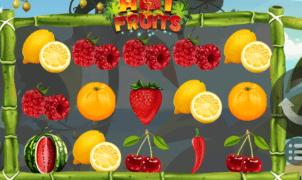 Joaca gratis pacanele Hot Fruits online